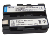 SONY NP-FS11 camera battery replacement for DCR-PC1E,  DCR-PC2 , DCR-PC2