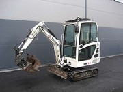 Terex HR 16 Mini Excavator