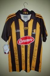Signed Kilkenny Jersey - Brand New