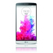 LG G3 D855 16GB Silk White Factory Unlocked