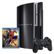 PlayStation 3 40GB Spider-Man Movie Pack