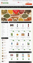 Discount Offer !! Grocery Shop Website