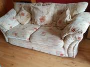 3 + 2 + 1 Fabric Sofa Suite in Kilkenny - only 2 yrs old