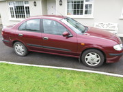 02 Nissan Almera with *NCT & *Tax