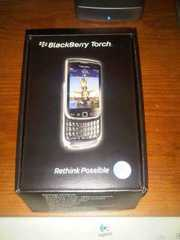WTS Brand New Apple Iphone 4 32GB & Blackberry 9800 Torch